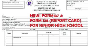 School Report Card Format Report Card Template 1 Samples High School Homeschool U2013