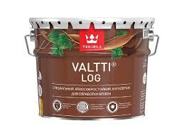 <b>Антисептик Tikkurila Valtti</b> Log орегон 9 л купить по цене 4049.0 ...