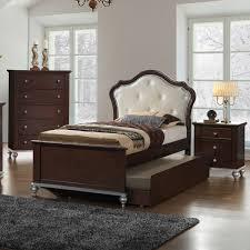 The best bedroom furniture Bed Allison Walnut Pc Twin Bedroom Pinterest Kids Teens Bedroom Sets Badcock More