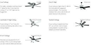 What Size Ceiling Fan What Size Ceiling Fan Different Types Of Fascinating What Size Ceiling Fan For Bedroom