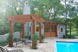 rustic pool house ideas. Rustic Pool House Divine Exterior Backyard Fresh At Ideas S