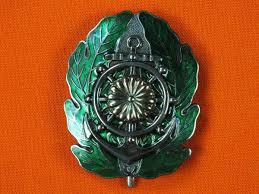 Navy Seamanship Details About Imperial Japan Nco Navy Seamanship Proficiency Badge 1st Class Rare