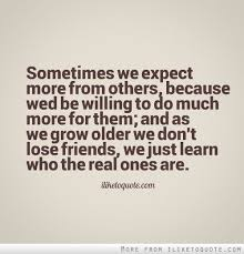 Quotes About Losing Friendships