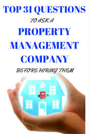 top 31 best questions to ask property management top 31 questions to ask a property manager