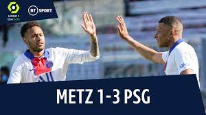 Metz vs PSG (1-3) | Mbappe double in vital win! | Ligue 1 highlights - The  Global Herald