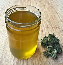 making oil from weed