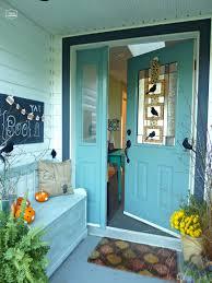 open house door. Halloween House Tour The Happy Housie Open Door At Thehappyhousie O
