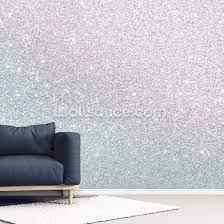 silver sparkle wall mural wallsauce us