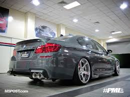 BMW 5 Series bmw m5 f10 price : F10 M5 Project in Lamborghini Grigio Telesto Grey | Sport Cars ...