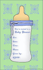 Printable Baby Shower Invitation Cards  THERUNTIMECOMBaby Shower Cards To Print