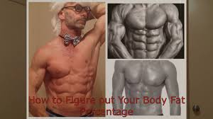 How To Find Out Fat Percentage How To Figure Out Your Body Fat Percentage Fit And 50 Youtube
