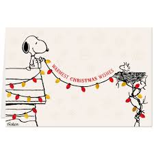 Tabulous Design Tabulous Design Hallmark Peanuts Christmas Wrapping 2018