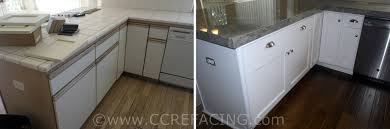 Cabinet Refacing Ideas Engaging Thermofoil Cabinet Doors Peeling
