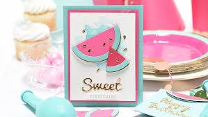 creative diy party decor series so sweet watermelon birthday party