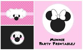 minnie mouse invitation template birthday invitation card mouse zebra invitations all colors download