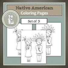 Native American Coloring Sheets 488websitedesigncom