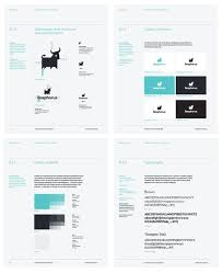 Manual Design Templates Delectable 44 Meticulous Style Guides Every Startup Should See Before Launching
