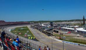 Talladega Superspeedway Section Moss Thornton Tower