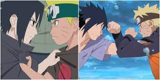Naruto: The 5 Best Clashes Between Naruto & Sasuke (& Who Won)