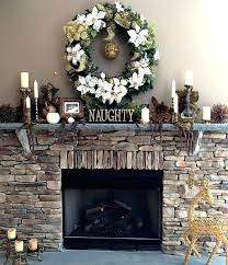 ideas for decorating fireplace mantel
