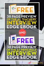 best images about teacher interview tips preparation preview to these popular ebooks instant school teacher and principal or other administrators interview questions and sample answers