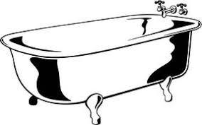 shower tub clipart. Bath Clip Art Free Shower Tub Clipart