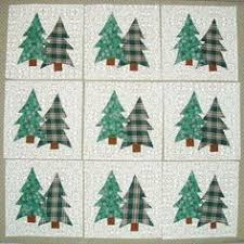 Quilt PATTERN ~ Pine Tree Chain ~ Quilting Pattern from Magazine ... & 9 Lodge/Cabin Rustic Twin Pine Tree Quilt Blocks. $12.95, via Etsy. Adamdwight.com