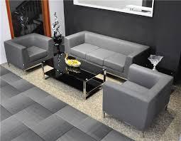 Office sofa furniture Loveseat Good Design Modern Leather Office Sofa 809 Seater Sofa Set Alibaba Wholesale Good Design Modern Leather Office Sofa 809 Seater Sofa Set Buy