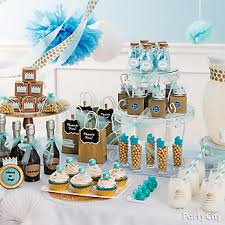 Get Inspired, Prince Baby Shower Favor Table Idea ...