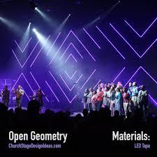 Open Geometry From Grace Community Church In Fremont Ohio