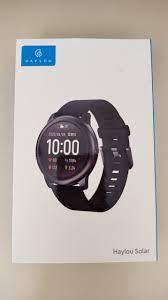 Haylou Solar LS05 Akıllı Saat İncelemesi - Akıllı Telefon