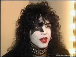 kiss paul stanley interview 1989 with makeup