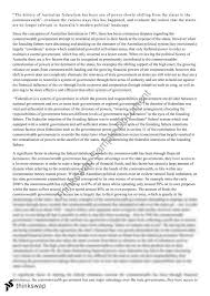 federalism essay year wace politics and law thinkswap federalism essay