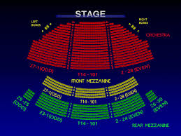 Bernard B Jacobs Theatre Once Broadway Seating Chart Info