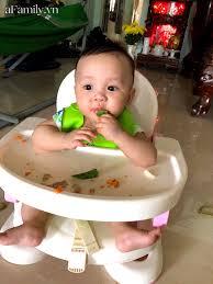 Mẹ Quảng Nam khoe thực đơn ăn dặm cho con nhìn như nhà hàng 5 sao