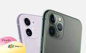 Về Camera của iPhone 11/ 11 Pro/ 11 Pro Max: nâng cấp rất nhiều về thuật  toán xử lý