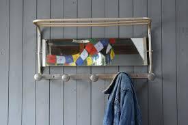 Black Coat Rack With Shelf Amazing Wall Mounted Coat Rail With Shelf White Coat Hanger Shelf Small