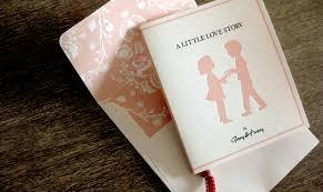 Glory Averys Silhouette Storybook Wedding Invitations