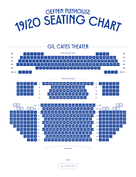 Fairplex Seating Chart Geffen Playhouse Theater Seating Charts Geffen Playhouse