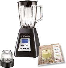 Lagrange 609003 Blender Mixer 1000 W Black: Amazon.de: Küche & Haushalt