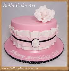 Lady Birthday Cakes