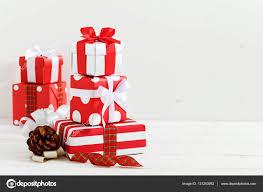 Gifts Background Christmas Gifts Background Stock Photo Myshot 131203992
