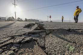 Usgs earthquake hazards program, responsible for monitoring, reporting, and researching earthquakes and earthquake hazards. The 7 1 Earthquake Could Have Been So Much Worse Here S Why Los Angeles Times
