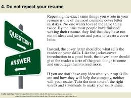 What Do You Need In A Cover Letter Sample Resumes And Cover Letters
