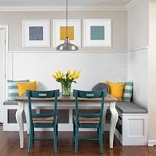 dining room banquette. Modern Dining Or Kitchen Banquette Room T