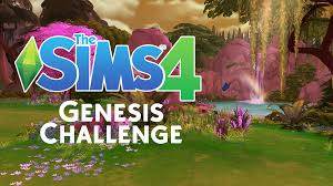 The Sims 4 Genesis Challenge