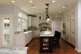Renovation Kitchen Home Renovation Elegant Kitchen And Dining Room With Black Dining