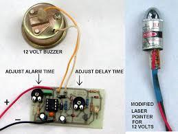 security alarm circuit diagram the wiring diagram laser security system locks circuit diagram and working circuit diagram