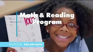 Kumon Math And Reading Kumon Math Reading Program Tv Commercial Help Keep Skills Sharp Video