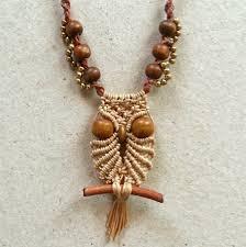 Macrame Necklace Patterns